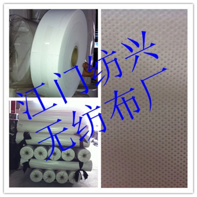 Coated nonwoven fabric 8